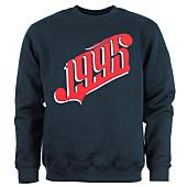 /achat-sweats-col-rond-crewneck/1995-sweat-crewneck-classic-logo-bleu-marine-typo-rouge-12024.html