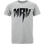 /achat-t-shirts/tee-shirt-sadek-nrv-gris-chine-logo-noir-39759.html