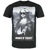 /achat-t-shirts/tee-shirt-money-talks-joconde-noir-40805.html