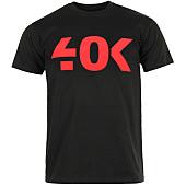 /achat-t-shirts/40k-tee-shirt-logo-classique-noir-rouge-60119.html