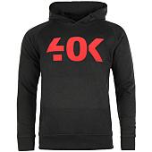 /achat-sweats-capuche/40k-sweat-capuche-classic-noir-rouge-60145.html