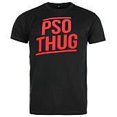 /achat-t-shirts/pso-thug-tee-shirt-logo-classique-noir-rouge-60407.html