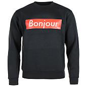 /achat-sweats-col-rond-crewneck/nqnt-sweat-crewneck-vald-bonjour-noir-61537.html