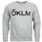 /achat-sweats-col-rond-crewneck/oklm-sweat-crewneck-classic-logo-gris-typo-noir-63530.html