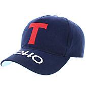 /achat-casquettes-de-baseball/okawa-sport-casquette-strapback-olive-et-tom-toho-bleu-marine-63934.html