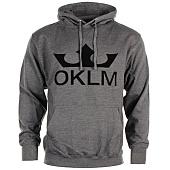 /achat-sweats-capuche/oklm-sweat-capuche-big-logo-gris-anthracite-typo-noir-64218.html