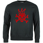 /achat-sweats-col-rond-crewneck/pso-thug-sweat-crewneck-skull-noir-rouge-66829.html