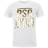 /achat-t-shirts/pso-thug-tee-shirt-logo-classique-blanc-or-66836.html