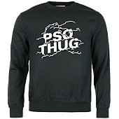 /achat-sweats-col-rond-crewneck/pso-thug-sweat-crewneck-cloud-noir-67764.html