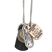 /achat-colliers-pendentifs/icon-brand-collier-mega-mix-argente-68092.html