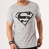 /achat-t-shirts/superman-tee-shirt-logo-gris-chine-noir-71353.html