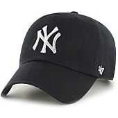 /achat-casquettes-de-baseball/47-brand-casquette-47-clean-up-new-york-yankees-noir-73551.html