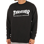 /achat-sweats-col-rond-crewneck/thrasher-sweat-crewneck-skate-mag-noir-73889.html