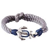 /achat-bracelets/icon-brand-bracelet-captain-crunch-gris-bleu-marine-74097.html
