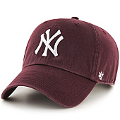 /achat-casquettes-de-baseball/47-brand-casquette-roger-new-york-yankees-bordeaux-76021.html