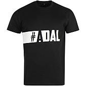 /achat-t-shirts/hayce-lemsi-tee-shirt-hashtag-adal-bicolore-noir-76056.html