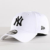 /achat-casquettes-de-baseball/new-era-casquette-baseball-9forty-league-basic-new-york-yankees-blanc-76421.html