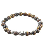/achat-bracelets/california-jewels-bracelet-lava-stones-buddha-marron-80358.html