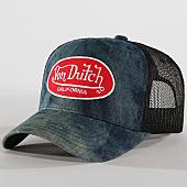/achat-casquettes-de-baseball/von-dutch-casquette-cas1-mc92-bleu-denim-84571.html