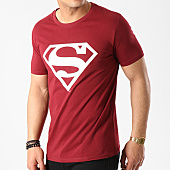 /achat-t-shirts/superman-tee-shirt-logo-bordeaux-85687.html