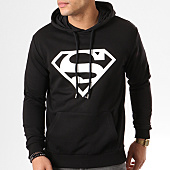 /achat-sweats-capuche/superman-sweat-capuche-premium-logo-noir-85713.html