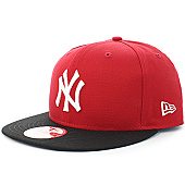 /achat-snapbacks/new-era-casquette-snapback-mlb-cotton-block-new-york-yankees-rouge-noir-87847.html