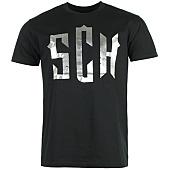 /achat-t-shirts/sch-tee-shirt-logo-noir-argent-90560.html