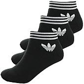 /achat-chaussettes/adidas-lot-de-3-paires-de-chaussettes-courtes-trefoil-az5523-noir-90797.html