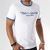 /achat-t-shirts/teddy-smith-tee-shirt-ticlass-3-blanc-bleu-marine-91031.html