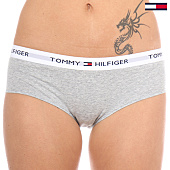 /achat-strings-culottes/tommy-hilfiger-shorty-femme-iconic-gris-chine-91141.html