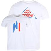 /achat-t-shirts/ninho-tee-shirt-ninho-logo-blanc-bleu-rouge-92315.html