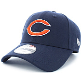 /achat-casquettes-de-baseball/new-era-casquette-9forty-the-league-chicago-bears-bleu-marine-93822.html