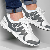 /achat-baskets-basses/calvin-klein-baskets-murphy-mesh-se8525-white-grey-93972.html