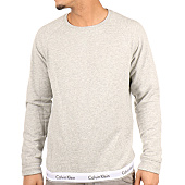 /achat-sweats-col-rond-crewneck/calvin-klein-sweat-crewneck-nm1359e-gris-chine-95846.html