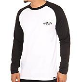 /achat-t-shirts-manches-longues/dickies-tee-shirt-manches-longues-baseball-blanc-noir-96789.html