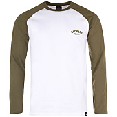 /achat-t-shirts-manches-longues/dickies-tee-shirt-manches-longues-baseball-blanc-vert-kaki-96791.html