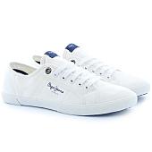 /achat-baskets-basses/pepe-jeans-baskets-aberman-21-pms30352-white-96785.html