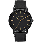 /achat-montres/nixon-montre-porter-leather-all-black-gold-96903.html
