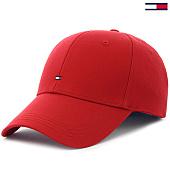 /achat-casquettes-de-baseball/tommy-hilfiger-jeans-casquette-classic-e367895041-rouge-97326.html