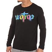 /achat-t-shirts/nqnt-tee-shirt-manches-longues-eurotrap-noir-97796.html