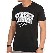 /achat-t-shirts/street-lourd-tee-shirt-athletic-noir-97878.html