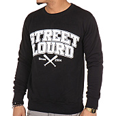 /achat-sweats-col-rond-crewneck/street-lourd-sweat-crewneck-athletic-noir-97880.html