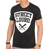 /achat-t-shirts/street-lourd-tee-shirt-emblem-noir-97886.html