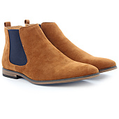 /achat-chelsea-boots/classic-series-chelsea-boots-gh3026-camel-navy-98296.html