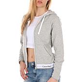 /achat-sweats-zippes-capuche/calvin-klein-sweat-zippe-capuche-femme-qs5667e-gris-chine-98420.html
