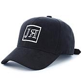 /achat-casquettes-de-baseball/jeune-riche-casquette-logo-suede-noir-98454.html