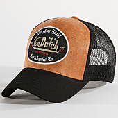 /achat-trucker/von-dutch-casquette-trucker-cas1-noir-camel-98730.html