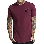/achat-t-shirts/siksilk-tee-shirt-gym-11219-bordeaux-100744.html
