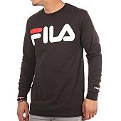 /achat-t-shirts-manches-longues/fila-tee-shirt-manches-longues-classic-680485-logo-noir-100823.html