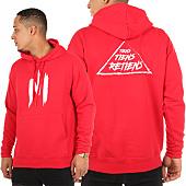 /achat-sweats-capuche/ninho-sweat-capuche-ninho-rouge-logo-blanc-101230.html